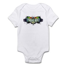 Throggs Neck (White) Infant Bodysuit