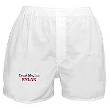 Trust Me, I'm Kylan Boxer Shorts
