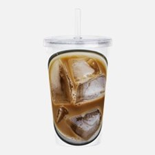Iced Coffee Acrylic Double-wall Tumbler
