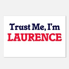 Trust Me, I'm Laurence Postcards (Package of 8)