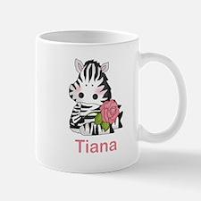 Tiana's Zebra Rose Mug