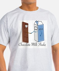 Cute Chocolate milk shake T-Shirt