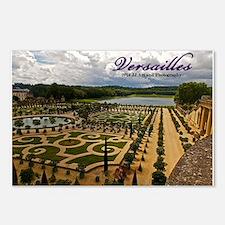 Versailles Garden Postcards (package Of 8)
