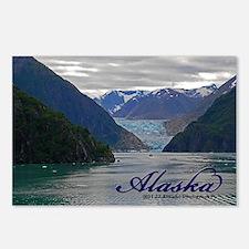 Alaska Glacier Postcards (package Of 8)