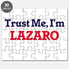 Trust Me, I'm Lazaro Puzzle