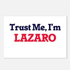 Trust Me, I'm Lazaro Postcards (Package of 8)