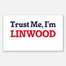 Trust Me, I'm Linwood Decal
