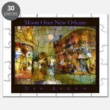 Moon Over New Orleans Puzzle