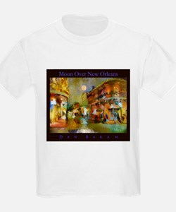 Moon Over New Orleans T-Shirt