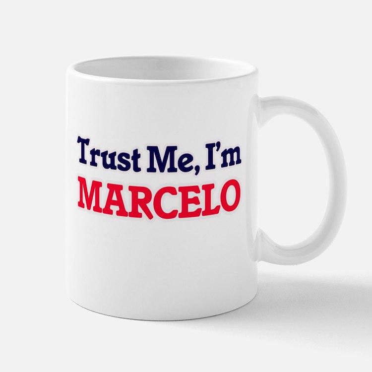 Trust Me, I'm Marcelo Mugs