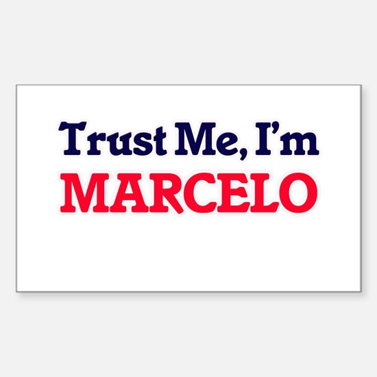 Trust Me, I'm Marcelo Decal