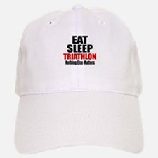 Eat Sleep Triathlon Hat