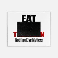 Eat Sleep Triathlon Picture Frame