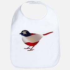 American Bird Bib