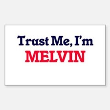 Trust Me, I'm Melvin Decal