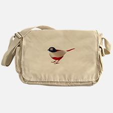 American Bird Messenger Bag