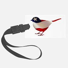 American Bird Luggage Tag