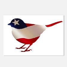 American Bird Postcards (Package of 8)