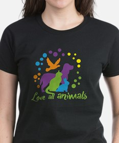 Cool Adopt an animal Tee