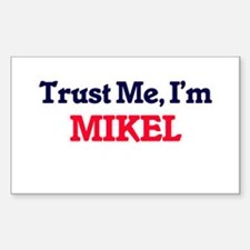 Trust Me, I'm Mikel Decal
