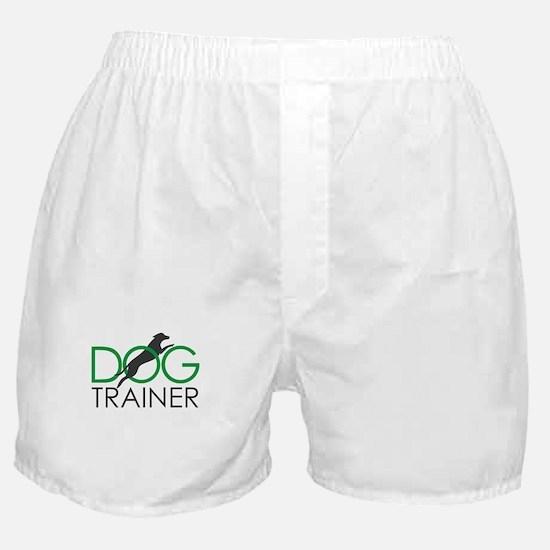 dog trainer Boxer Shorts