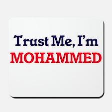 Trust Me, I'm Mohammed Mousepad