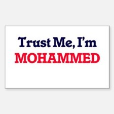Trust Me, I'm Mohammed Decal