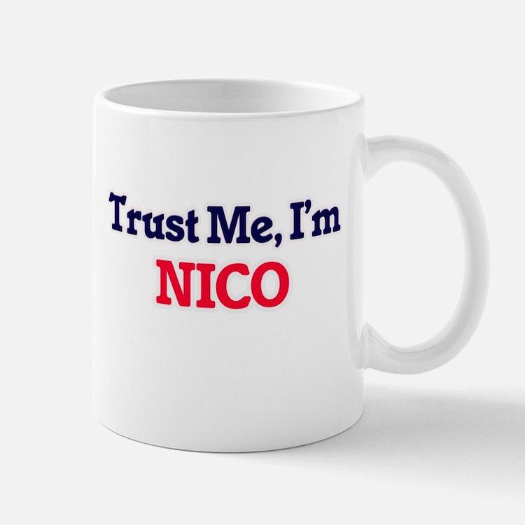 Trust Me, I'm Nico Mugs