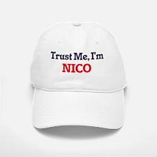 Trust Me, I'm Nico Baseball Baseball Cap