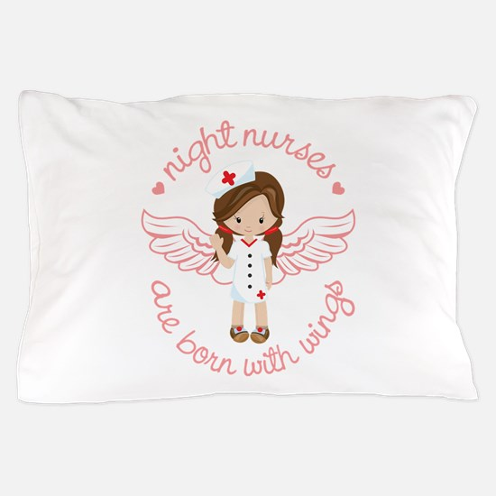 Night Nurse Pillow Case