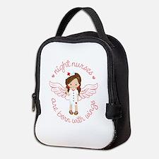 Night Nurse Neoprene Lunch Bag