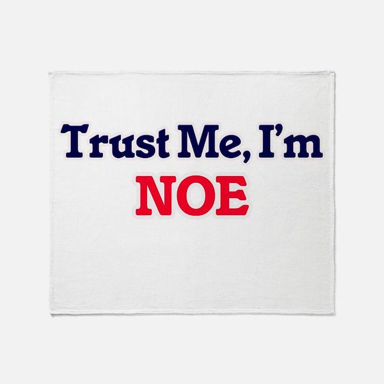 Trust Me, I'm Noe Throw Blanket