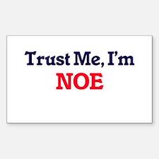Trust Me, I'm Noe Decal