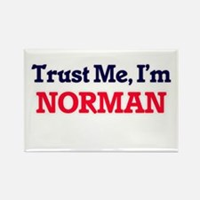 Trust Me, I'm Norman Magnets