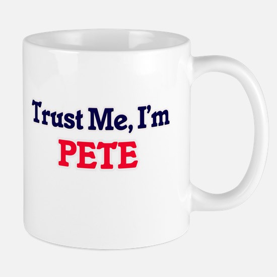 Trust Me, I'm Pete Mugs
