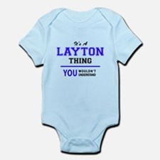 It's LAYTON thing, you wouldn't understa Body Suit