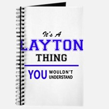 It's LAYTON thing, you wouldn't understand Journal
