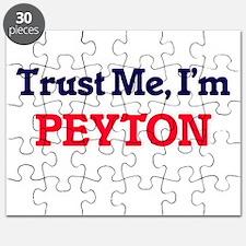 Trust Me, I'm Peyton Puzzle