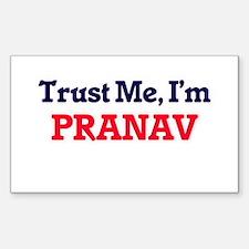 Trust Me, I'm Pranav Decal