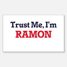Trust Me, I'm Ramon Decal