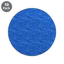 """Textured Light Blue Look 3.5"""" Button (10 pack)"""