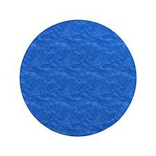 """Textured Light Blue Look 3.5"""" Button"""