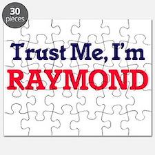 Trust Me, I'm Raymond Puzzle