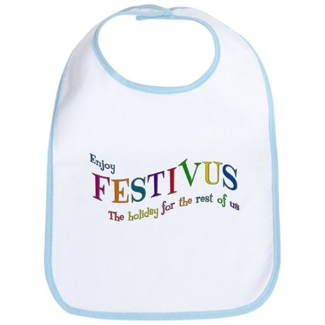Enjoy Festivus Bib