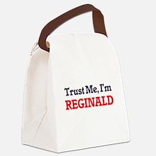 Trust Me, I'm Reginald Canvas Lunch Bag