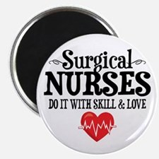 Surgical Nurse Magnet