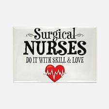 Surgical Nurse Rectangle Magnet