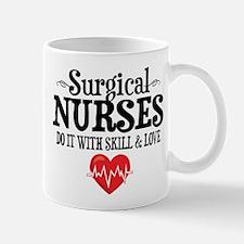 Surgical Nurse Mug