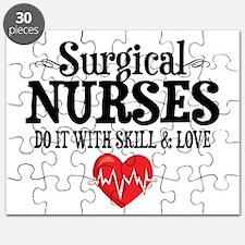 Surgical Nurse Puzzle