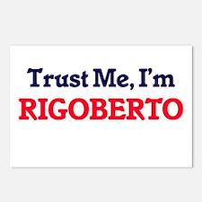 Trust Me, I'm Rigoberto Postcards (Package of 8)